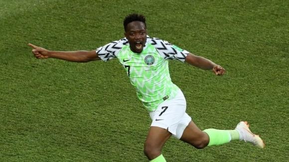Нигерия - Исландия 0:0, гледайте мача тук