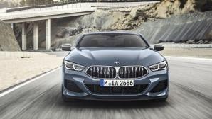 BMW най-после представи новата Серия 8 (снимки + видео)