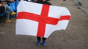 Английски фенове са свалени от влака за Волгоград