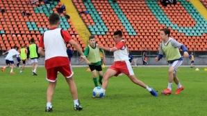 Повече от 300 деца тренират на летния камп в Разлог