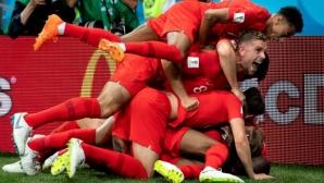 Победата на Англия засенчи дори кралската сватба на Острова