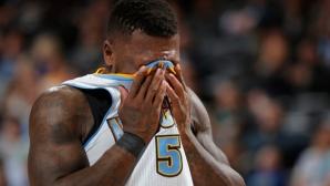 Нейт Робинсън: НБА ми докара депресия