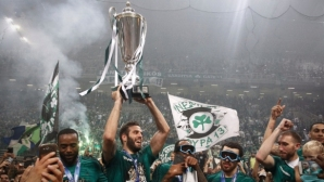 ПАО е над всички в Европа, печели вече 23 поредни сезона