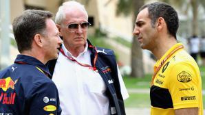 Д-р Хелмут Марко: Рено ускориха сделката на Ред Бул и Хонда