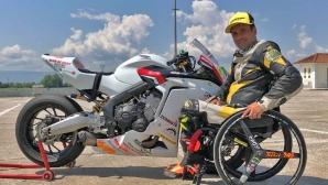 Сергей Сергеев – Сижи 7-ми във втория кръг на Octo Bridgestone Cup