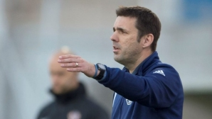 Треньорът на Хайдук: За Славия знаем само, че присъства в Уикипедия