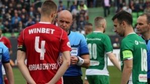 Чорбаджийски: На ЦСКА му приляга да играе в евротурнирите