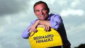 Бернар Ино призова колоездачите да стачкуват, ако Крис Фруум бъде допуснат да участва в Тур дьо Франс