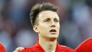 Арсенал се включи в борбата за привличането на руски национал