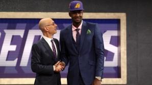 Финикс взе Диандре Ейтън с първия пик в драфта на НБА, Лука Дончич ще играе в Далас