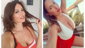 Хърватските красавици, които полудяха при победата над Аржентина