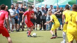 Почти 1700 любители ще играят в столичната Фен Купа 2018