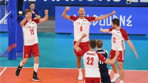 Полша отнесе Аржентина и е все по-близо до финалите (видео + снимки)