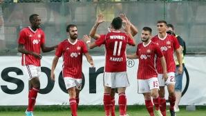 От УЕФА официално: ЦСКА-София с цифрите и показателите на Литекс в Европа