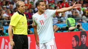 Лукас Васкес: Никой не печели лесно