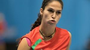 Шиникова отстъпи на финала в Швейцария