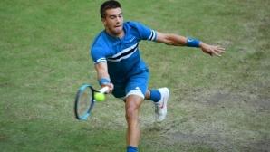 Чорич срещу Федерер в Хале