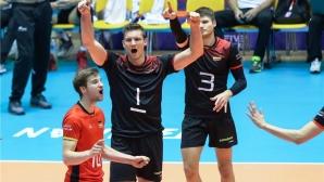 Германия с чиста победа над Република Корея (видео + снимки)