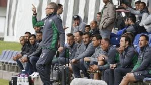 Аутуори: Доволен съм от влагането на футболистите