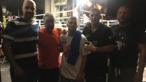 Пепелянката разби Руснака, ще се бие за титла през септември (видео)