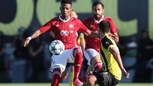 Рафаел Енрике на линия за следващата контрола на ЦСКА-София