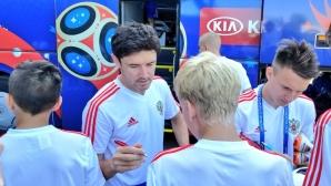 Сборная излиза с най-доброто срещу Уругвай
