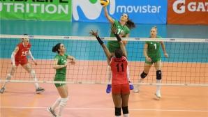 Христина Русева: Трябва да играем по-концентрирано срещу Колумбия