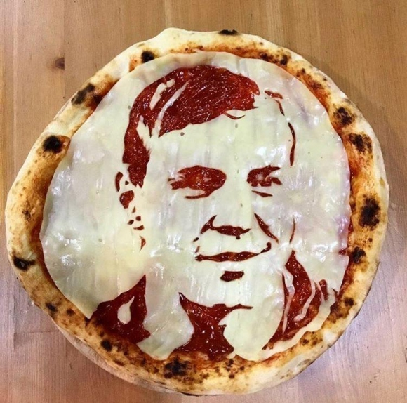 """Пица """"Артьом Дзюба"""""""