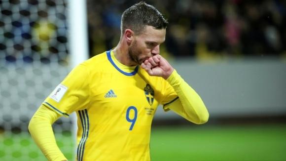 Наказание грози нападател на Швеция, който предпочете интервю пред допинг тест