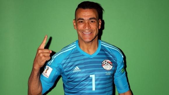 Вратар на Египет постави нов рекорд