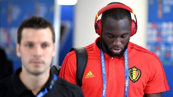 Лукаку пропусна тренировка преди Белгия - Англия