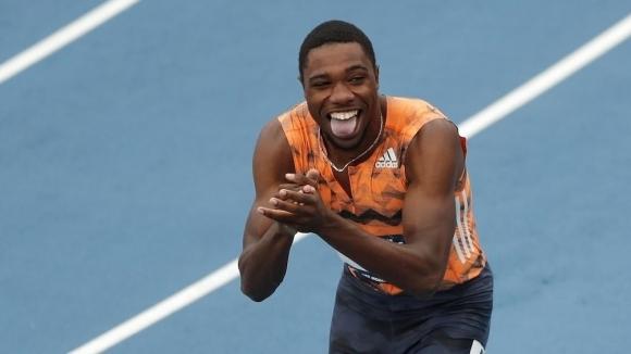Лайлс с два диамантени старта на 200 м през юли
