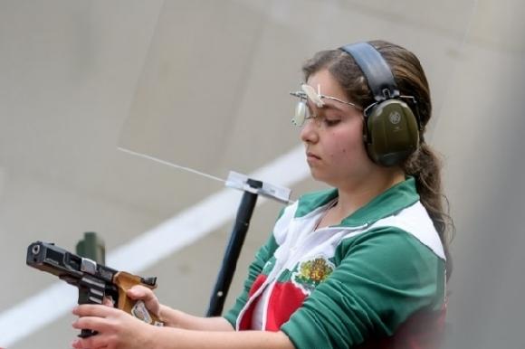 Бронз за Мирослава Минчева на Световната купа по спортна стрелба в Германия