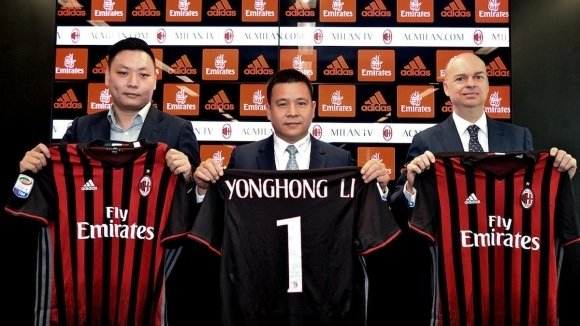 Йонхон Ли отказа да продаде Милан