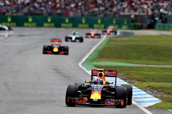 Германия остава без кръг във Ф1 през 2019 г.