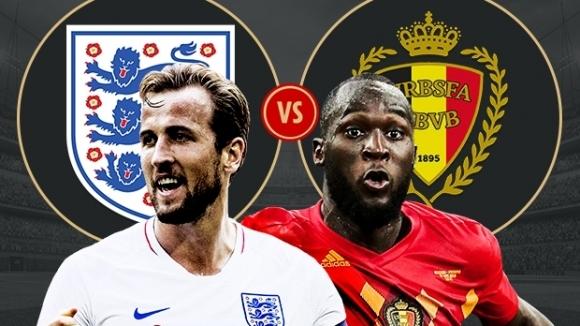 """Англия и Белгия в битка за върха в група """"G"""""""