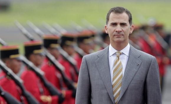 Кралят на Испания ще подкрепи родината си срещу Русия