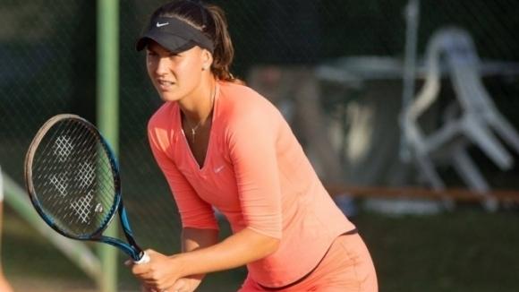 Терзийска отпадна във втория кръг на турнир по тенис в Холандия