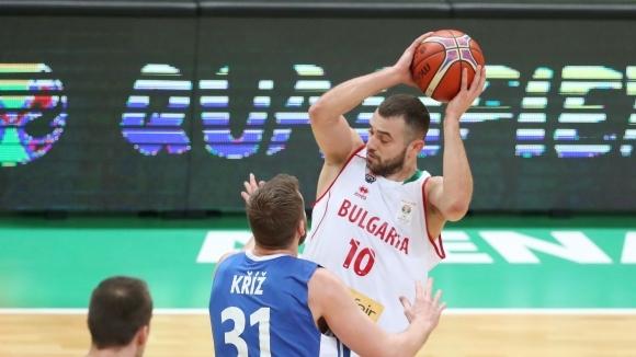 България без Павел Маринов срещу Исландия