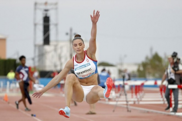 Шпанович премина 7-те метра за титла на Средиземноморските игри