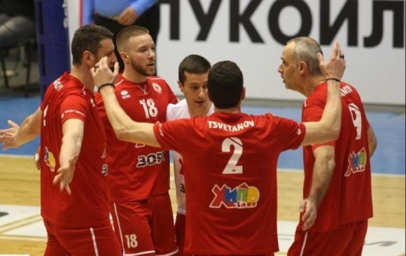 ЦСКА и Левски научиха своите съперници за Купата на претендентите