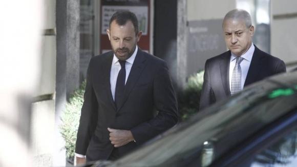 Бившият президент на Барселона Сандро Росей е подсъдим по дело за корупция