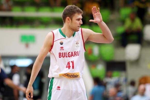 Александър Везенков: Радвам се, че въпреки мен, спечелихме