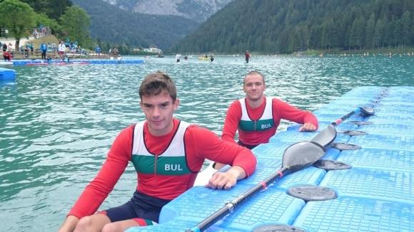 Две пети места за България на европейското първенство по кану-каяк
