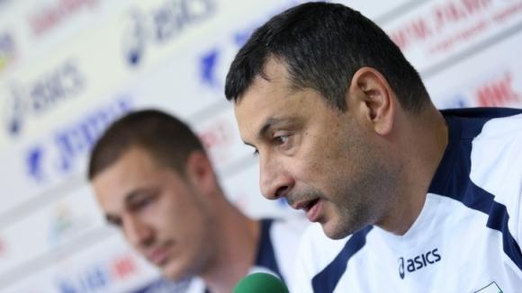 Николай Желязков: За първи път съм повече песимист, отколкото оптимист за националния отбор