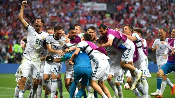 Мондиалът се прости с още един фаворит! Русия изхвърли Испания след 120 минути глуха защита и драма при дузпите (видео)