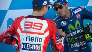 Лоренсо: Моторът на Роси в Ducati беше много по-сложен от моя
