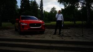 Jaguar I-Pace поставя нова ера в историята на марката