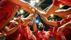 Иран излъга Германия и завърши с победа в Лигата (видео)