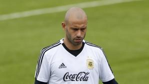 Масчерано вече е старши треньор на Аржентина, гърмят в Италия